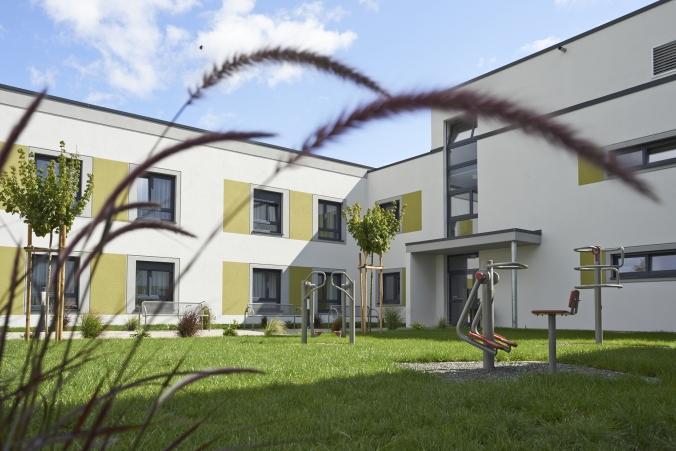 Pflegezentrum Weimar-Legefeld